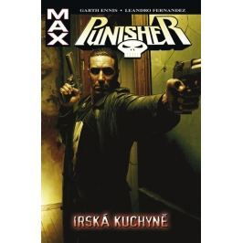 Ennis Garth, Fernandez Leandro: Punisher MAX 2 - Irská kuchyně