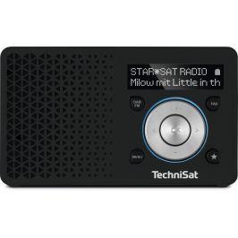 Technisat DIGITRADIO 1, černá