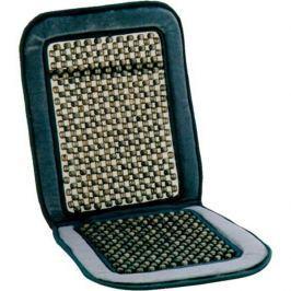 CarPoint Potah sedadla kuličkový - šedý semiš