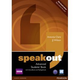 Wilson J. J.: Speakout Advanced Students´ Book with DVD/Active Book and MyLab Pack