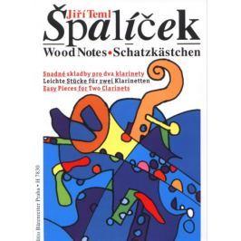 KN Špalíček (snadné skladby pro dva klarinety) Škola hry na klarinet