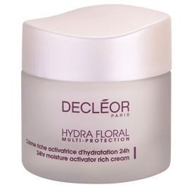 Decléor Hydratační krém pro normální a suchou pleť Hydra Floral (24hr Moisture Activator Rich Cream) 50 ml