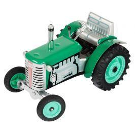 KOVAP Traktor Zetor zelený na klíček