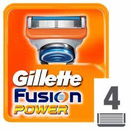Gillette Fusion Power Náhradní hlavice k holicímu strojku 4 ks
