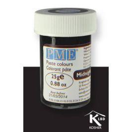 PME PME gelová barva - černá