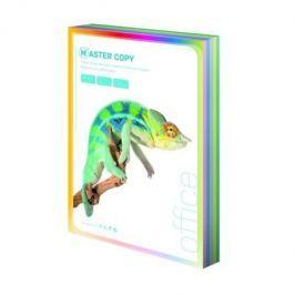 Papír kopírovací colour Master A4, 80g světlá duha mix 5 barev - 100 listů