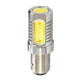M-Tech LED žárovka - Premium, bílá, typ P21W, 6W