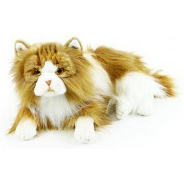Rappa Plyšová kočka perská ležící, 25 cm