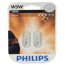 Philips Žárovka typ W3W, 12V, 3W