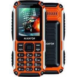 Aligator R30 eXtremo, Dual SIM, IP68, oranžovo-černý