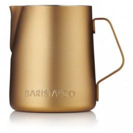 BARISTA&CO konvička na mléko 350 ml Electric Gold