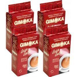 Gimoka Gran Gusto mletá káva 4x250g