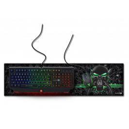 Connect IT Battle, podložka pod myš a klávesnici, velká (CMP-1110-LG)