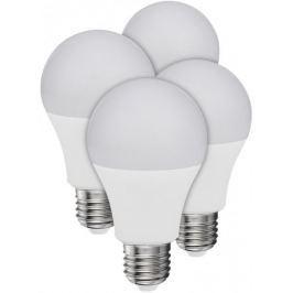Retlux 9 LED A60 9W E27, 4 ks