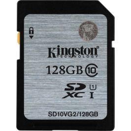 Kingston SDXC 128GB 45MB/s UHS-I (SD10VG2/128GB)
