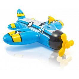 Intex 57537 Nafukovací letadlo - Modré