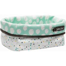 Bebe-jou Textilní košík na kojenecké potřeby, Confetti Party