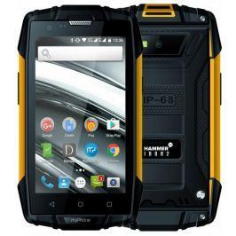 myPhone Hammer Iron 2, oranžový