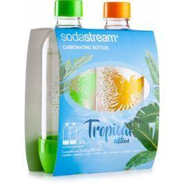Sodastream 2x 1L Láhev Tropický ostrov