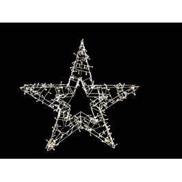 Noel Hvězda LED, 6W, 90cm - II. jakost