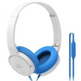 SoundMAGIC P11S, bílá/modrá