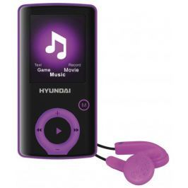 Hyundai MPC 883 FM/16 GB (Black/Purple) - II. jakost