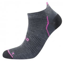 Devold Energy Low Woman Sock Dark Grey XS 35-37
