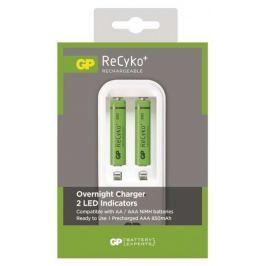 GP Nabíječka baterií PB410 + 2x GP ReCyko+ 850 (AAA)