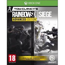 Ubisoft Tom Clancy's Rainbow Six: Siege Advanced Ed. / Xbox One