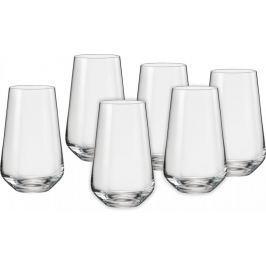 Crystalex sklenice Sandra 440 ml, 6 ks