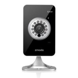 Zmodo 720P Wifi IP kamera P2P/Audio/Infra LED/SD