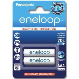 Panasonic AAA 2ks 750 mAh Eneloop (BK-4MCCE/2BE)