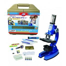 Alltoys Mikroskop sada v kufříku - II. jakost
