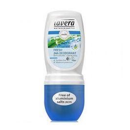 Lavera Jemný kuličkový deodorant Fresh 24h (Deodorant) 50 ml