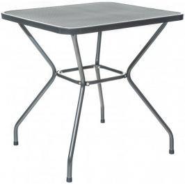 Happy Green Stůl ocelový čtvercový MAINE 70 x 70 cm