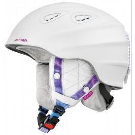 Alpina Grap 2.0 LE White-Perwinkle Matt 54-57
