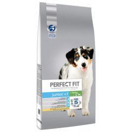 Perfect fit Dog granule Junior kuřecí M/L 14,5 kg