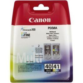 Canon PG-40 / CL-41 Multi pack (0615B043), barevná
