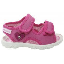 Canguro dívčí sandály 23 růžová
