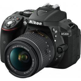 Nikon D5300 + 18-55 AF-P VR Black