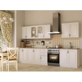 Kuchyně NIKA CLASSIC 260 cm, bílá