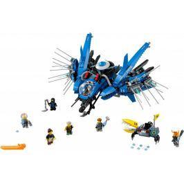 LEGO NINJAGO™ 70614 Blesková stíhačka