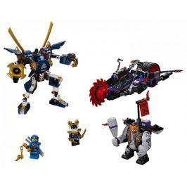 LEGO NINJAGO™ 70642 Killow vs. Samuraj X