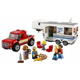 LEGO City Great Vehicles 60182 Pick-up a karavan