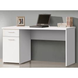 NET106, psací stůl MT936, bílý uni mat