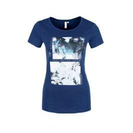 s.Oliver dámské tričko XS modrá