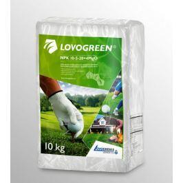 Lovochemie LOVOGREEN NPK 10-5-20+4MgO 10 kg (podzim)