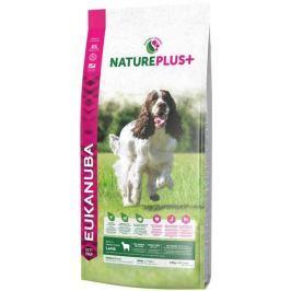 Eukanuba Nature Plus+ Adult Medium Breed Rich in freshly frozen Lamb 14kg