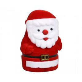 Jan KOS Dárková krabička Santa na prsten nebo náušnice FU-10