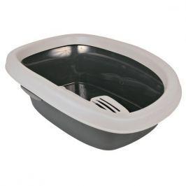 Trixie WC pro kočky CARLO 2 šedá
